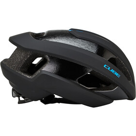 Cube Heron SLT Helm, black/blue